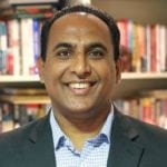 This is the author headshot of Jossy Chacko.
