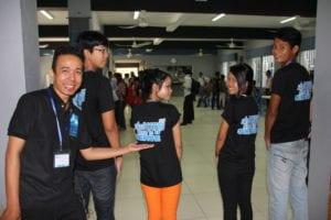 GLS Volunteers in Cambodia