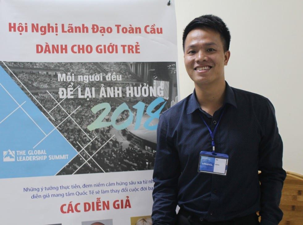 Attendee at Hanoi, Vietnam GLS