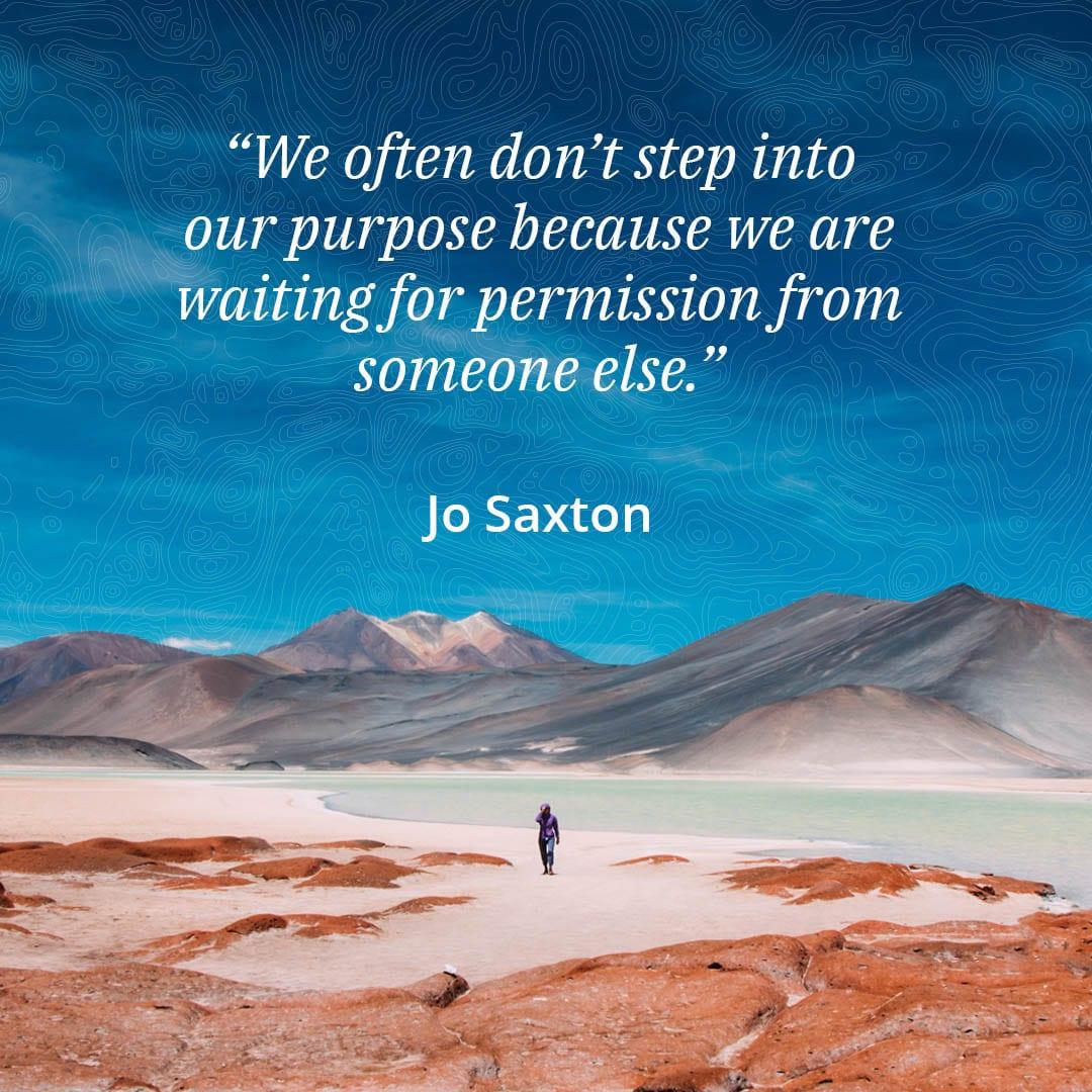 Jo Saxton
