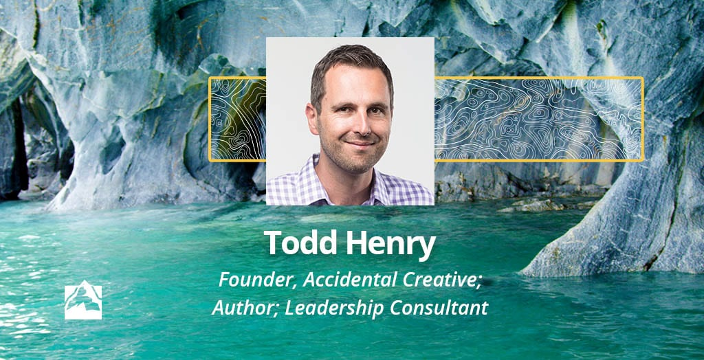 Todd Henry will be apart of the GLS19 Faculty.
