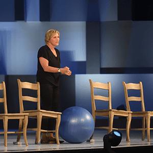 Danielle Strickland speaks at The Global Leadership Summit 2019.