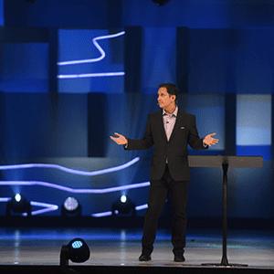 Jason Dorsey speaks at The Global Leadership Summit 2019.