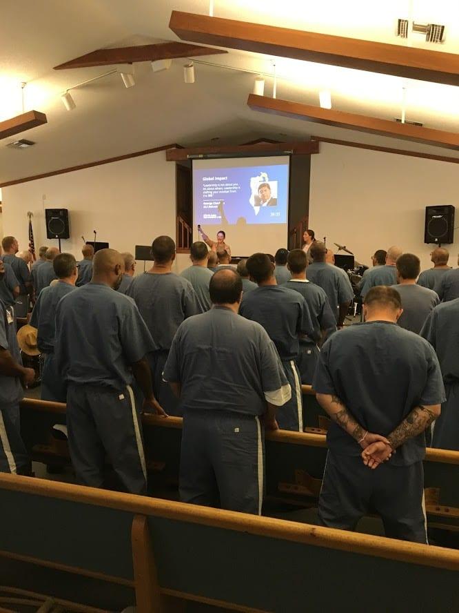 Prison GLS 2019
