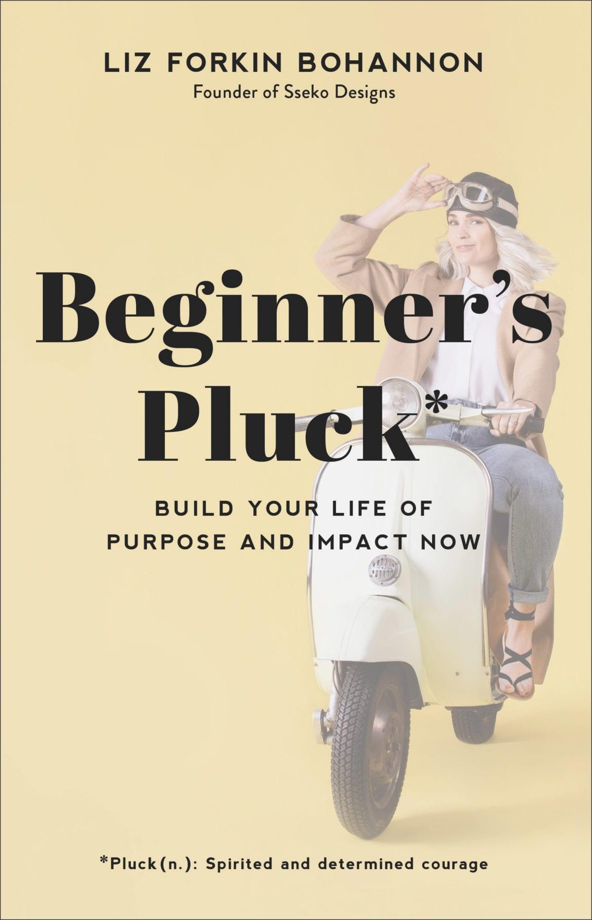 Liz writes Beginners Pluck.