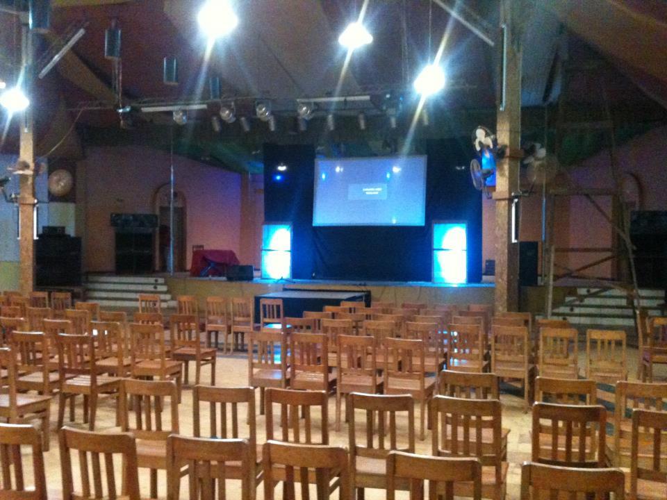 Ready for GLS Bolivia