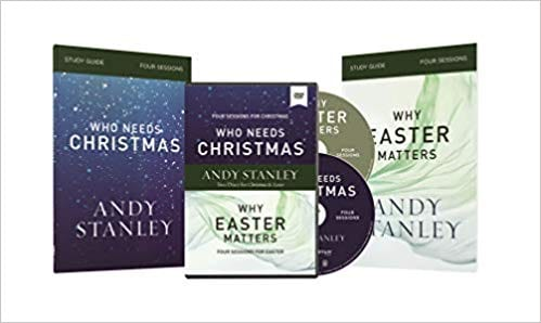 In Who Needs Christmas, Andy Stanley explains how the remarkable details of the Christmas story are what make it so believable. And he tells us why, after so many years, it took something unexpected to get people's attention.