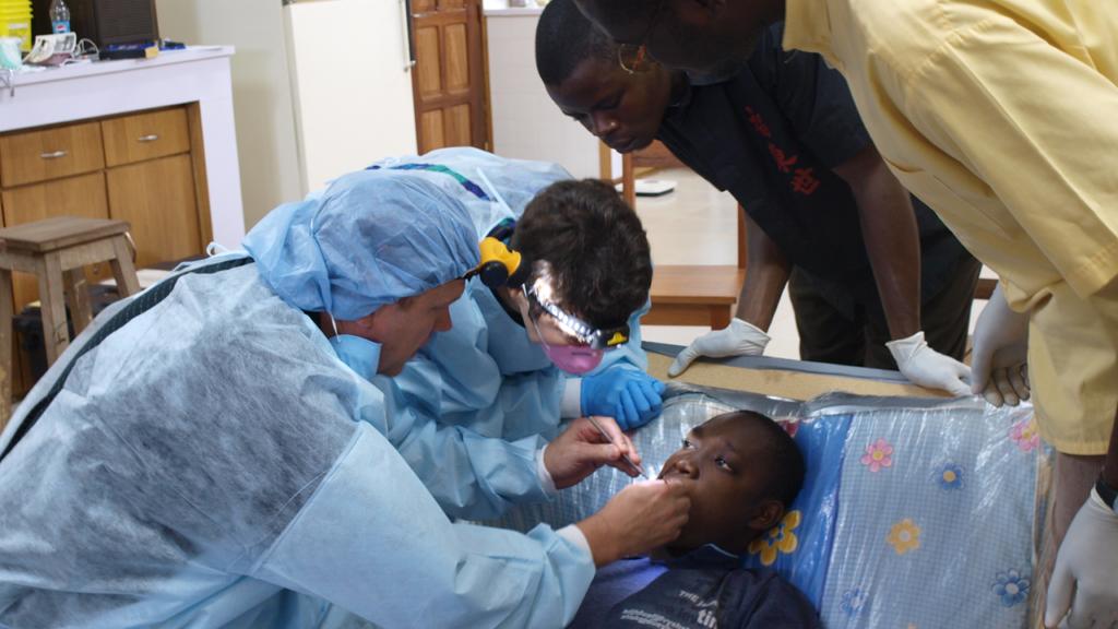 Dale DeNeal Ivory Coast Dental Clinic