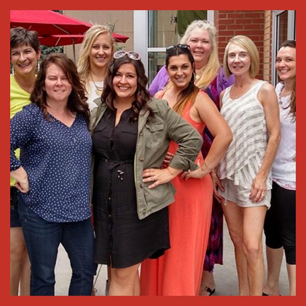 Rebecca Bender is transforming lives thanks the GLS.