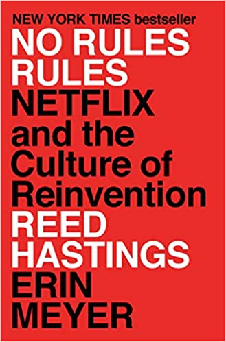 Netflix & the Culture of Reinvention by Erin Meyer