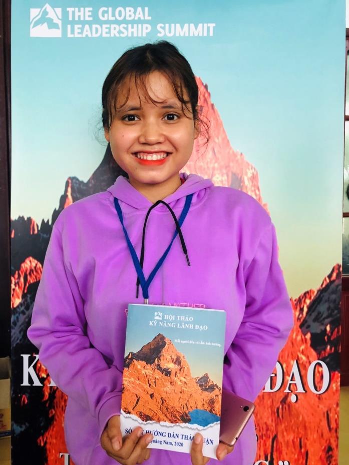 GLS20 Attendee in Vietnam