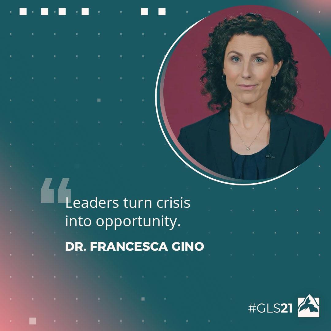Dr. Francesca Gino