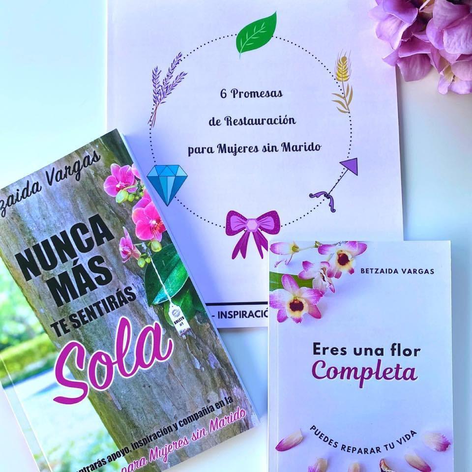 Betzaida Vargas Books and Bible Study