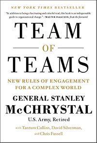 Team of Teams by General Stanley McChrystal book