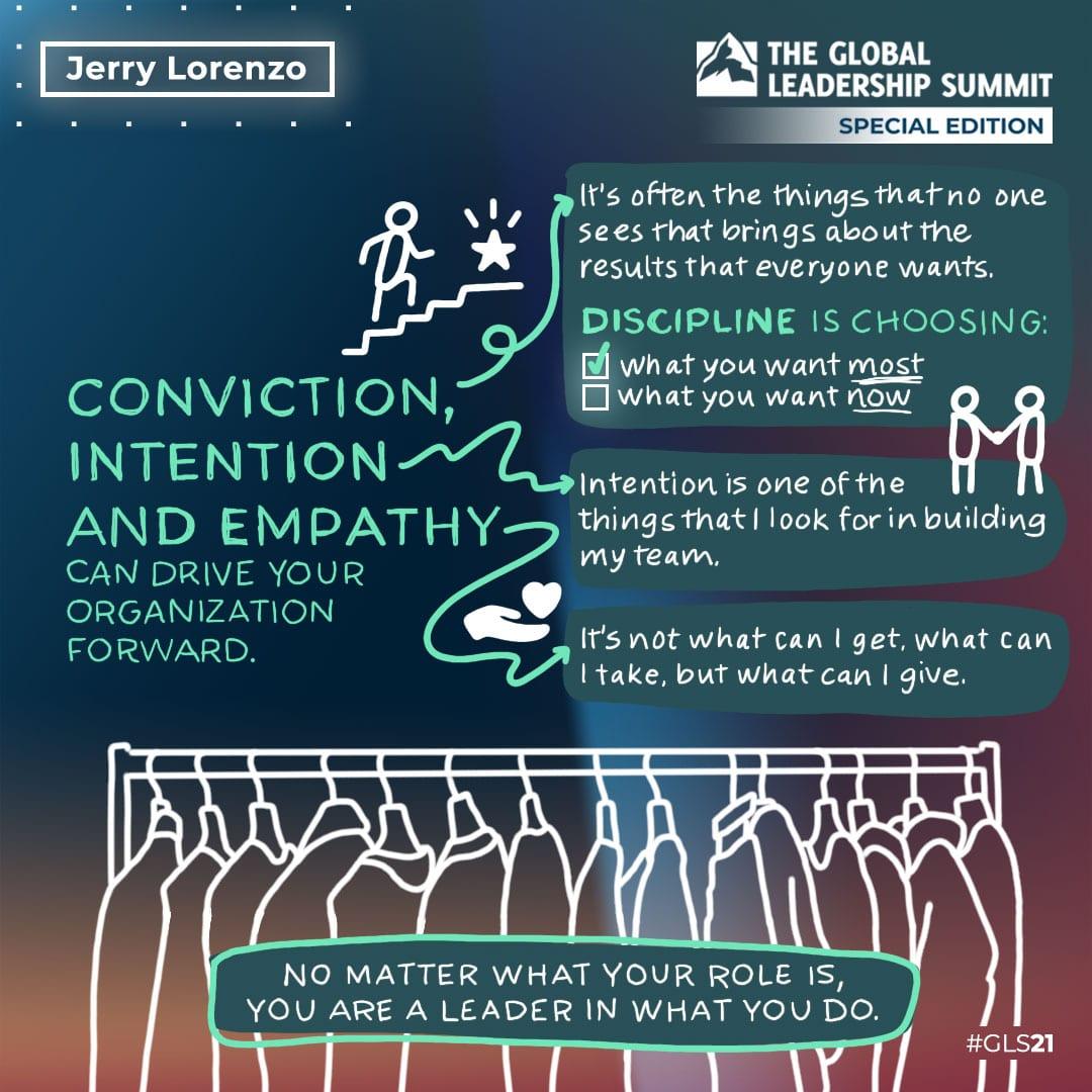 Jerry Lorenzo Illustrative Summary